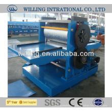 metal sheet embossing machine /metal sheet making machine