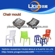 Fabricant de moules usé moule de chaise en plastique, moule en plastique à injection, moule de chaise