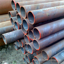 structure pipe DIN ST42 black tube seamless steel tube with good quality 20#