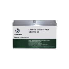 12.8V 40Ah wholesale lifepo4 battery