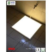 Impermeable IP65 Square LED Panel Light con 3 años de garantía