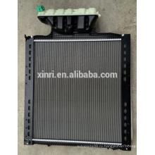 Алюминиевый трубчатый радиатор для MAN TGA (02-) Радиатор охлаждения двигателя 81061016482 81061016511 81061016519 81061010058 81061016522