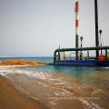 Draga de succión de cortador de lodo de arena personalizada de 24 pulgadas para dragado