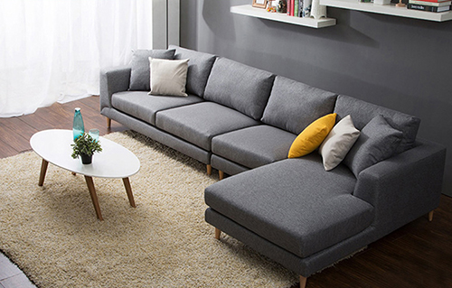 Upholstered Sectional Sofas