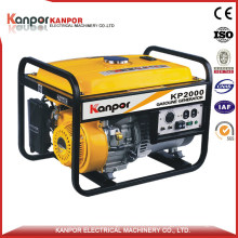1300W 1.3kw 1.7HP Extremely Durable Gasoline Genset Portable