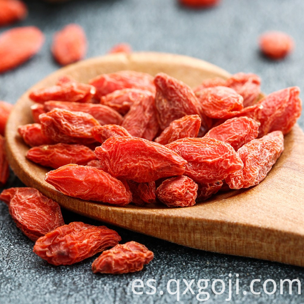 Goji Berries Nutrition