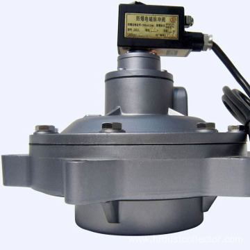 220V 24V low cost dust absorbing solenoid valve