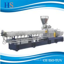 Wasser-Ring Kunststoff-Faser Granulation Produktionsmaschine