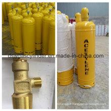 Chine C2h2 Cylindre d'acétylène