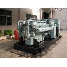 Mtu Diesel Generator Set (BMX520)