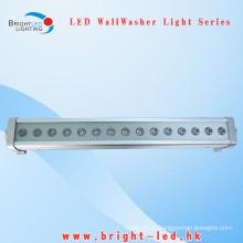 RGB LED parede arruela / LED parede arruelas iluminação