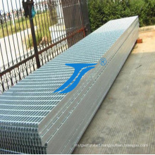 Steel Grating Gully Cover and Well Cover