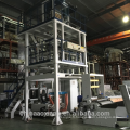 serre aba 3 couches co-extrution PE film soufflant des machines