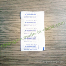 Disposable Medical High Quality Sterile Stainless Steel Blood Lancet