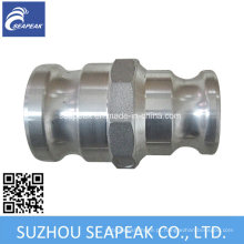Tipo de AA de acoplamento de alumínio Camlock