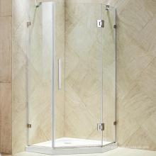 Seawin Bath Frameless Tempered Glass Doors Shower Enclosures Rooms Cabin