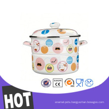 2016 best selling product enamel non-stick clean blast steamer for cooking