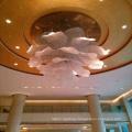 Beauty Flower Modern Decorative Hotel Project Chandeliers