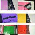 Venta caliente Color embalaje plástico portatrajes