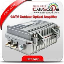 Professional Supplier High Performance CATV 2way Output Outdoor Trunk Line Optical Amplifier