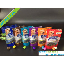 Klares Fenster PET Food Stand Up Pouches
