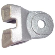 Accessoires de coffrage d'échafaudage d'extrémité de registre