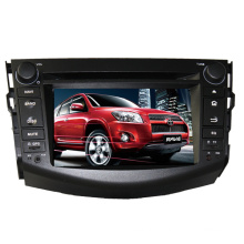 2din carro DVD Player apto para Toyota RAV4 2006-2012 com rádio TV estéreo de Bluetooth GPS sistema de navegação