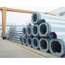 132KV Steel Tubular Pole utilitaire