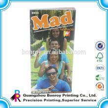 Catálogo turístico / Revista de impresión