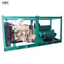 Bomba de agua diesel de alta presión de 3 pulgadas (hierro fundido)