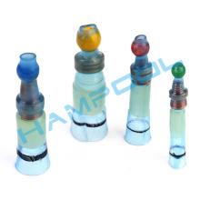 Connecteur bout à bout à souder pour dispositif de serrage à souder (RoHS) Connecteur bout à bout à soudure rétractable Tube terminal à manchon rétractable