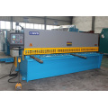 2500mm hydraulische Schneidemaschine 2mm Metall Schneidemaschine