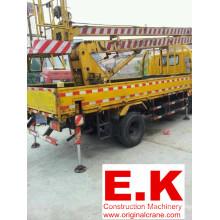 Высокая рабочая плита Isuzu Hydraulic Aerial Cage Truck Lifter (GKZ-12)
