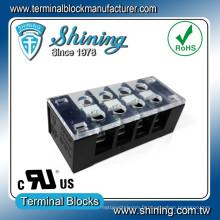 TB-33504CP électrique 300V 35A connecteur de fil de câble à 4 fils