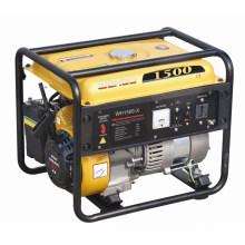 Générateur d'essence approuvé par la CE 1000W avec le moteur 2.6HP (WH1500-X)