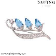 00005-xuping fashion jewelry Crystals from Swarovski, fancy brooch pin