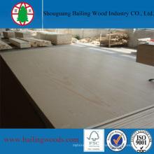 Contreplaqué de pin de haute qualité pour meubles