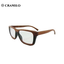 Magnetic funny bamboo sunglasses