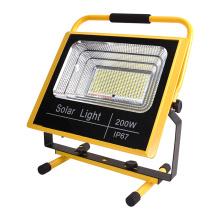 Linterna de trabajo portátil recargable led