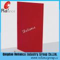 4-8mm Red / Wine Red Paint Glass / Cristal de soporte