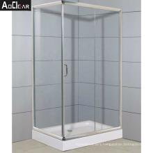 Aokeliya  Barn style  All Glass  Bathroom Enclosure Cabin Shower Doors
