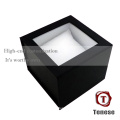 Caja de embalaje de joyas de papel de diseño nuevo