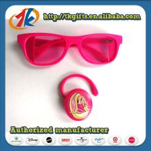 Promoção Óculos plásticos e fone de ouvido Bluetooth