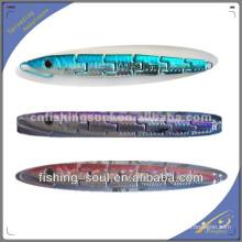 MJL008 iscas de pesca de jig de seção multi