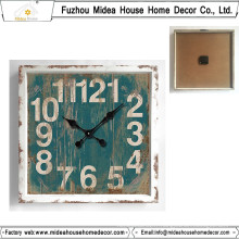 Matériel de décoration Square Wall Clock