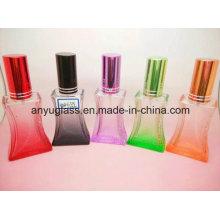 Diferentes Cor Vidro Perfume / Fragrância / Cosméticos Garrafas