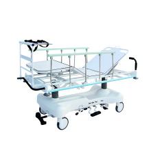 Cama médica ajustable manual de la cama del hospital
