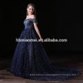 OEM ODM 2017 Mais Recente moda senhoras lace vestidos de casamento mulheres lantejoulas maxi formal vestidos de noite