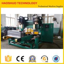 Automatic Corrugated Fin Embossment Spot Welding Machine