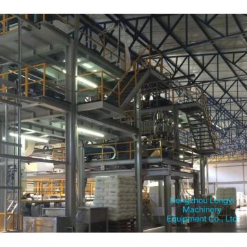 PP Spunbond Composite Nonwovens Production Line